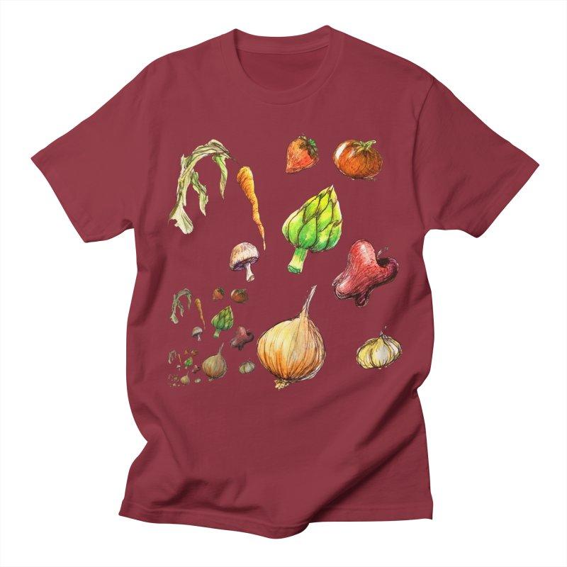 Romanesco Men's T-Shirt by dasiavou's Artist Shop