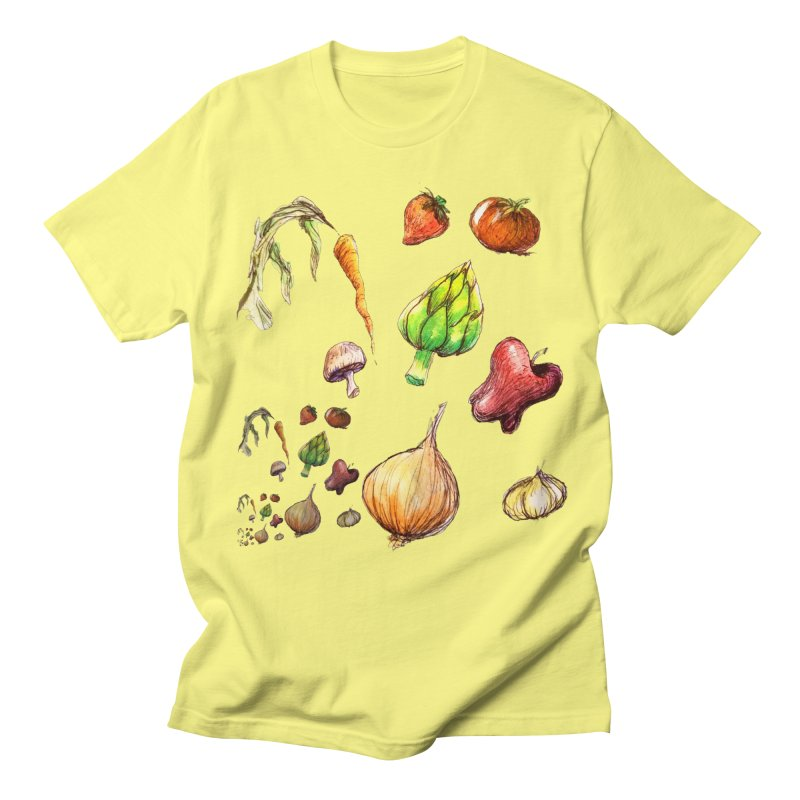 Romanesco Women's Regular Unisex T-Shirt by dasiavou's Artist Shop