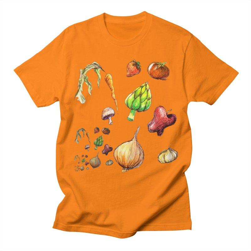 Romanesco Men's Regular T-Shirt by dasiavou's Artist Shop