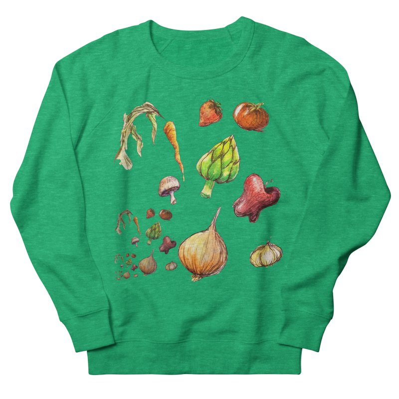 Romanesco Men's Sweatshirt by dasiavou's Artist Shop