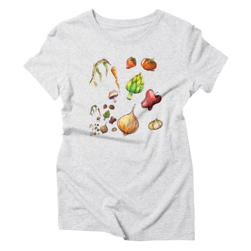 Romanesco Women's T-Shirt by dasiavou's Artist Shop