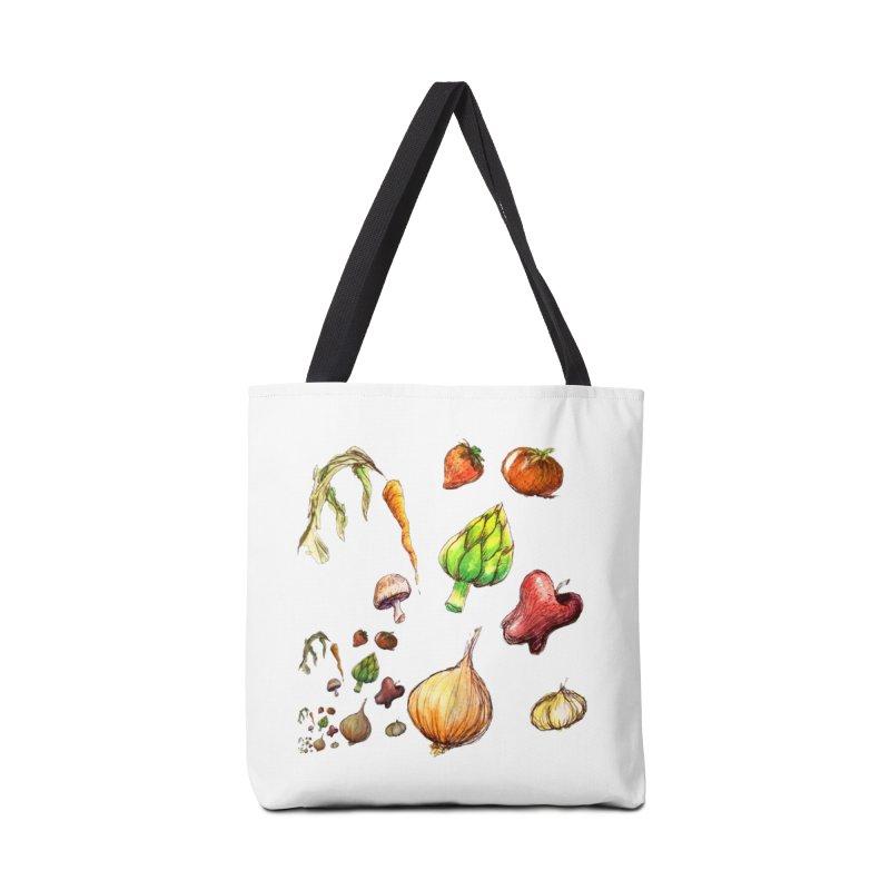 Romanesco Accessories Bag by dasiavou's Artist Shop