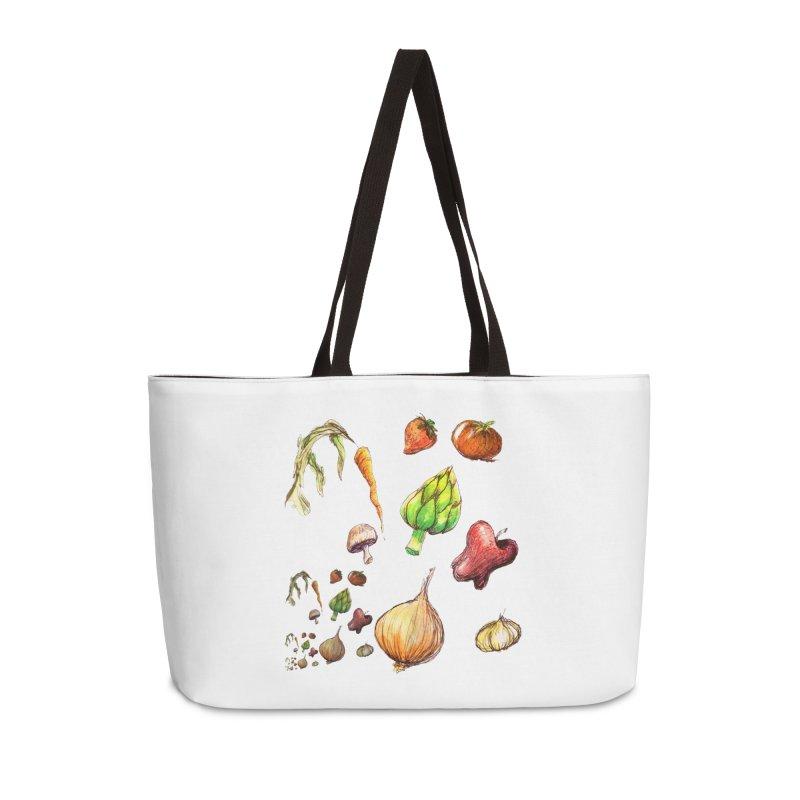 Romanesco Accessories Weekender Bag Bag by dasiavou's Artist Shop