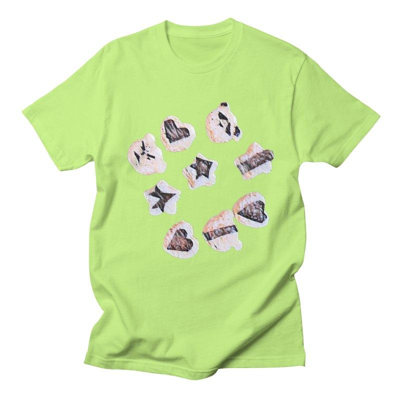 Onigiri Women's Regular Unisex T-Shirt by dasiavou's Artist Shop