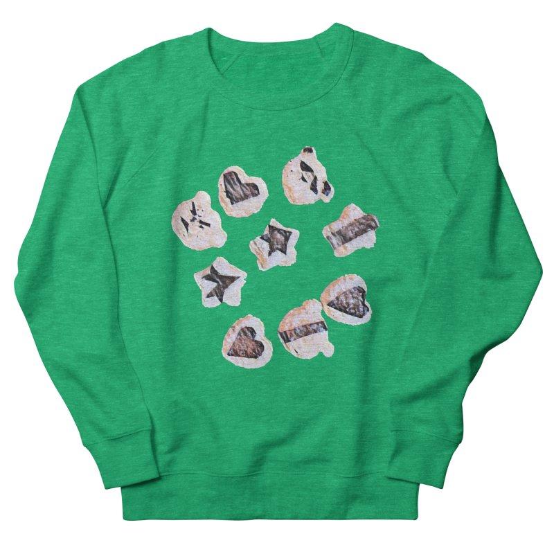 Onigiri Women's French Terry Sweatshirt by dasiavou's Artist Shop