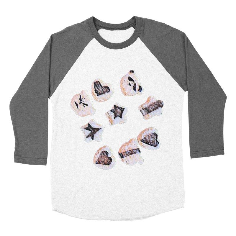Onigiri Women's Longsleeve T-Shirt by dasiavou's Artist Shop