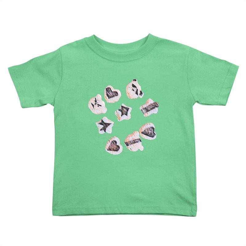 Onigiri Kids Toddler T-Shirt by dasiavou's Artist Shop