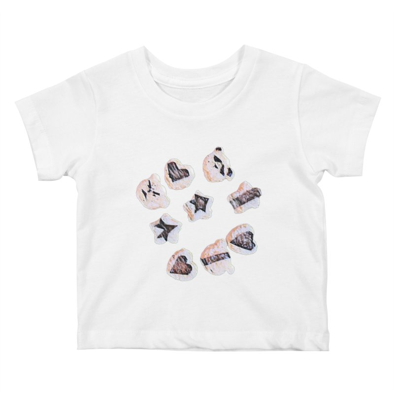 Onigiri Kids Baby T-Shirt by dasiavou's Artist Shop