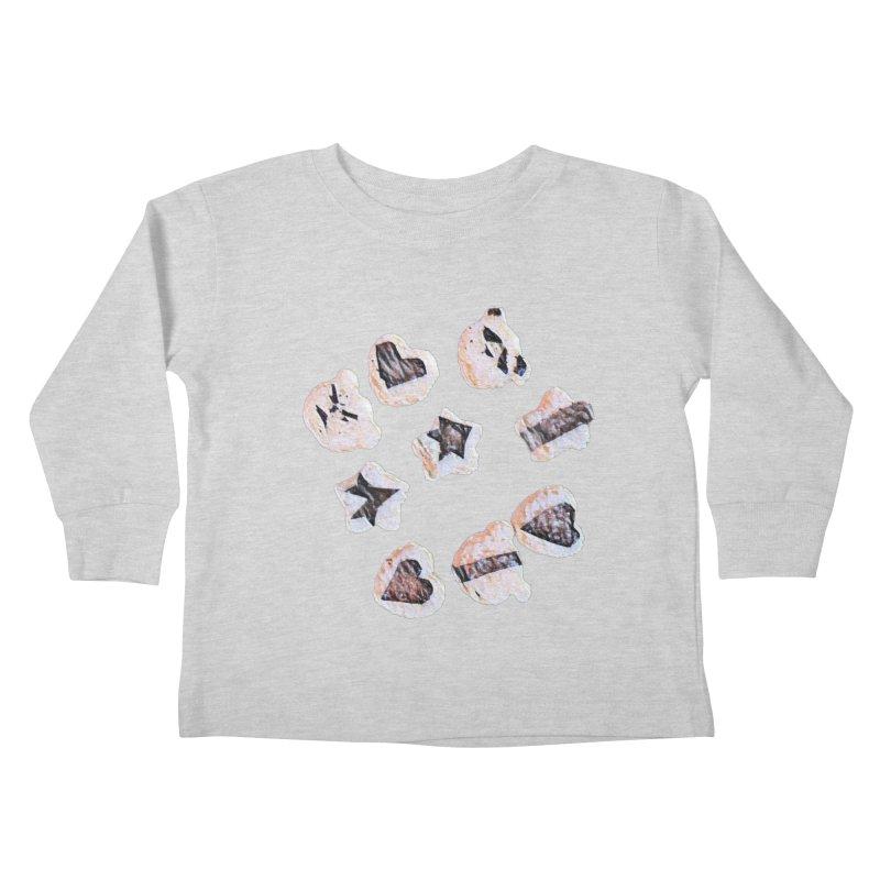 Onigiri Kids Toddler Longsleeve T-Shirt by dasiavou's Artist Shop