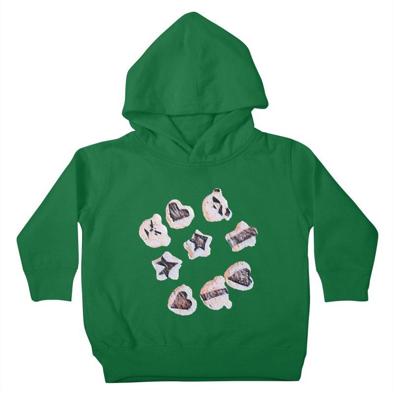 Onigiri Kids Toddler Pullover Hoody by dasiavou's Artist Shop