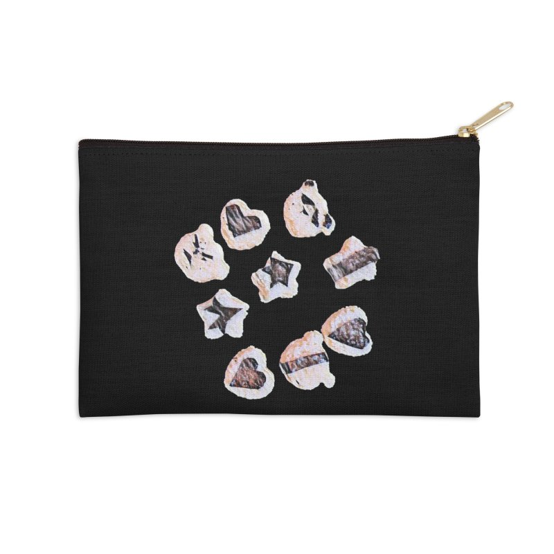 Onigiri Accessories Zip Pouch by dasiavou's Artist Shop