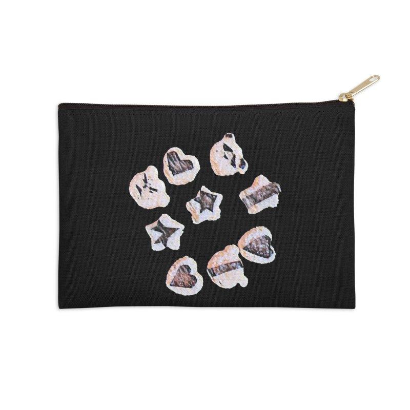 Onigiri Accessories Zip Pouch by dasiavou's Artist Shop