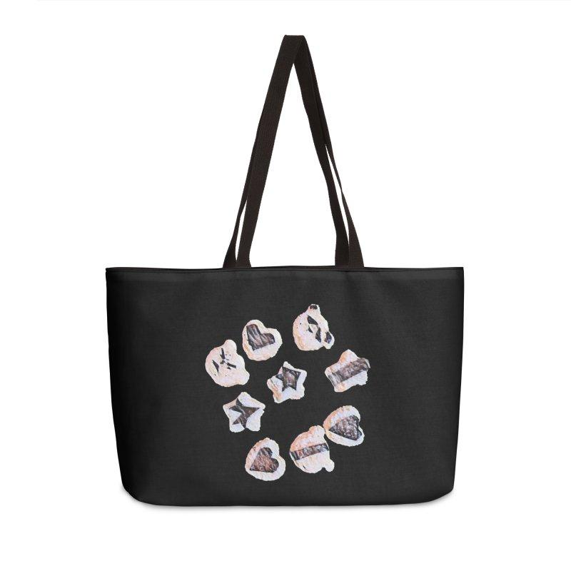 Onigiri Accessories Weekender Bag Bag by dasiavou's Artist Shop