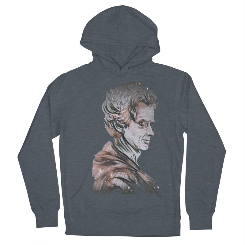 Twelve Women's French Terry Pullover Hoody by dasiavou's Artist Shop