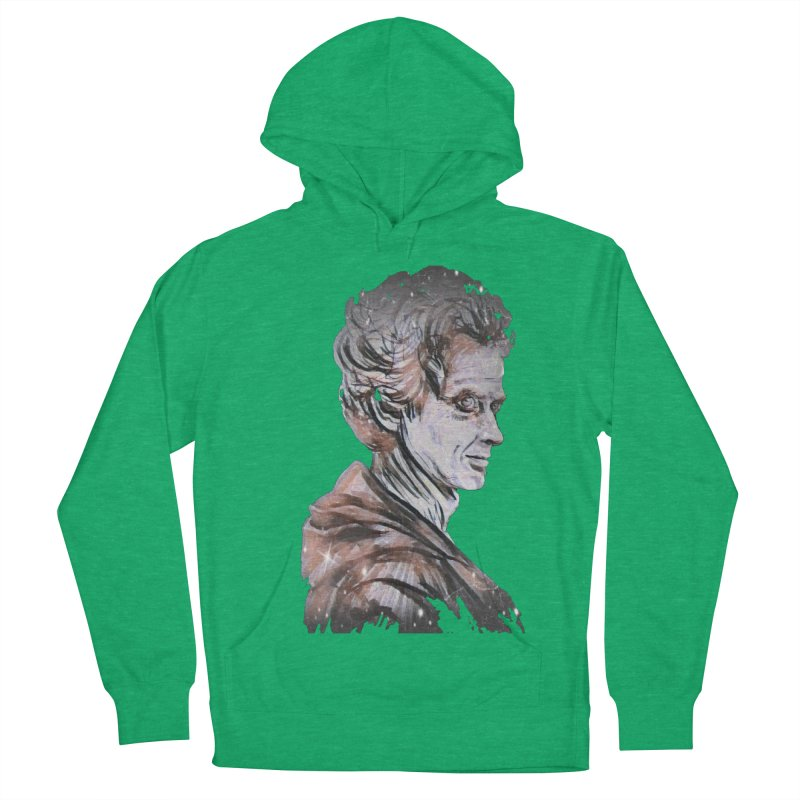 Twelve Men's French Terry Pullover Hoody by dasiavou's Artist Shop