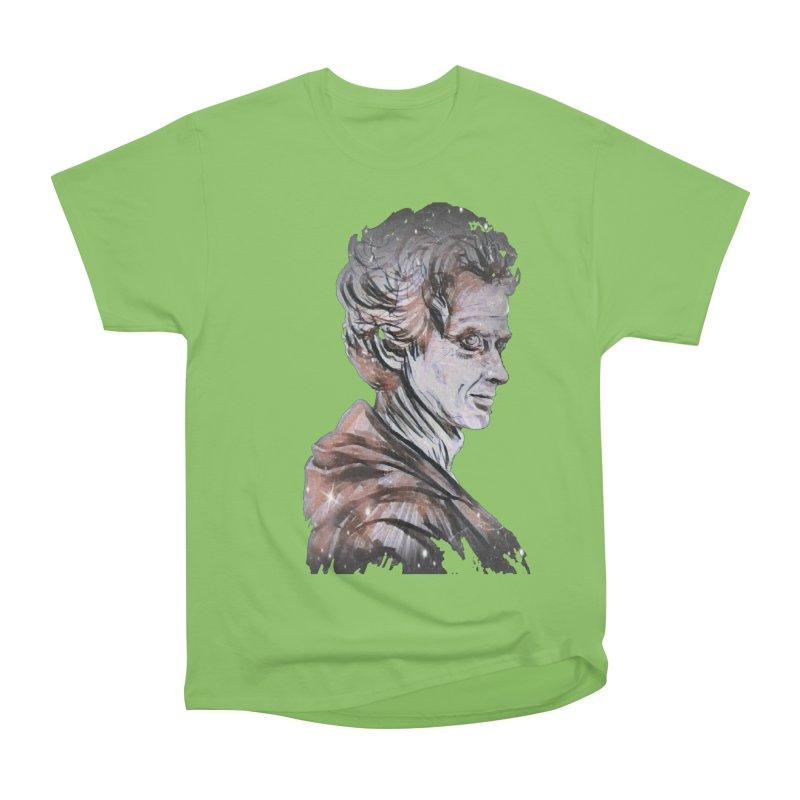 Twelve Men's Heavyweight T-Shirt by dasiavou's Artist Shop