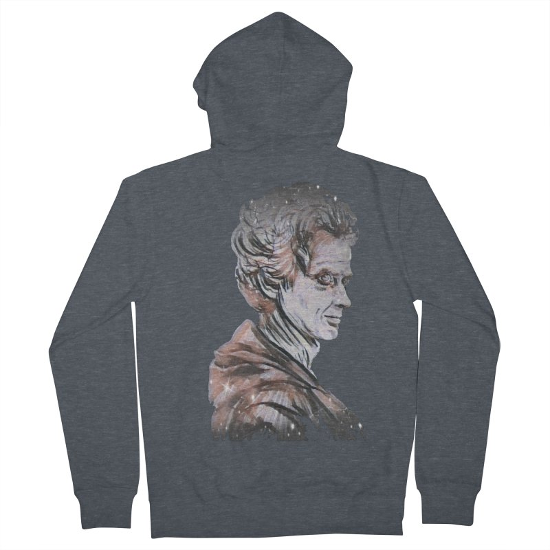 Twelve Women's French Terry Zip-Up Hoody by dasiavou's Artist Shop