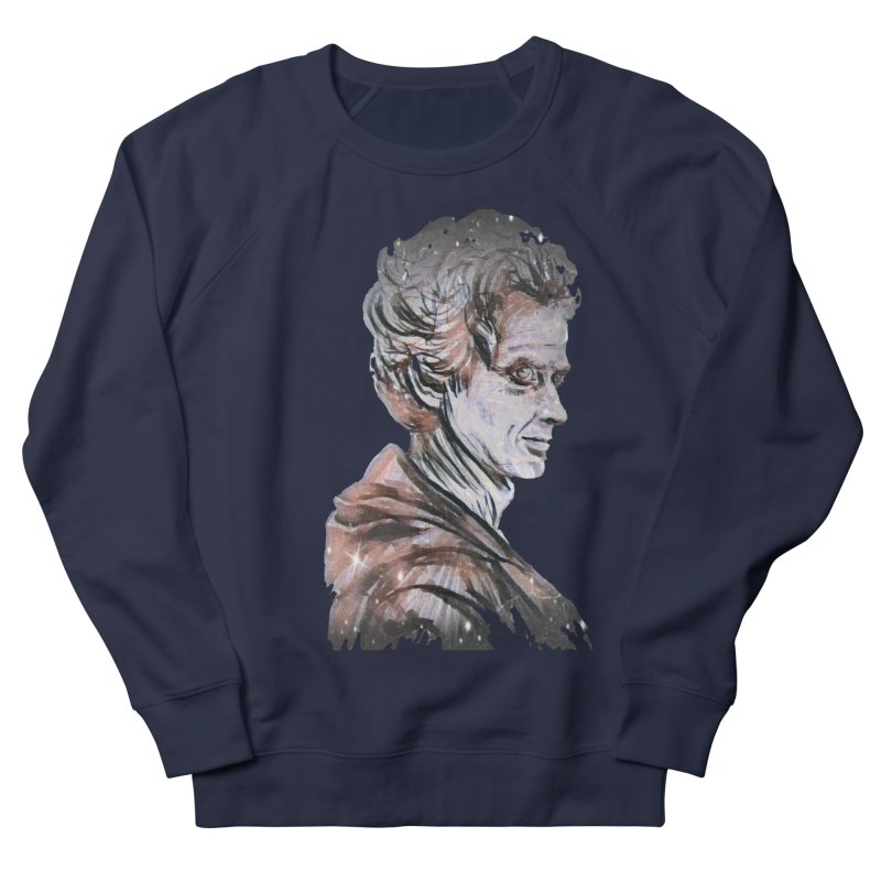 Twelve Women's French Terry Sweatshirt by dasiavou's Artist Shop