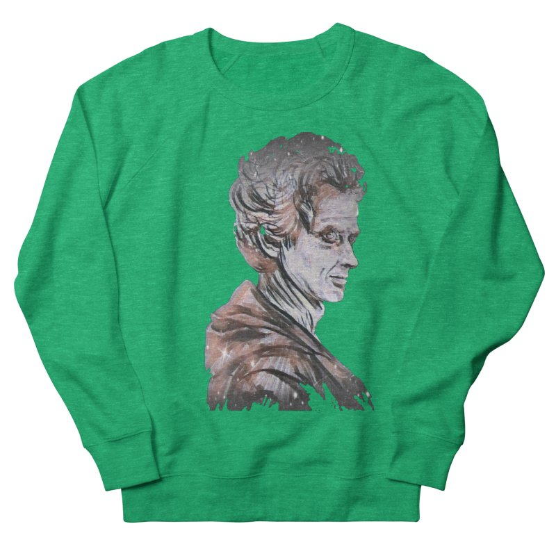 Twelve Men's French Terry Sweatshirt by dasiavou's Artist Shop