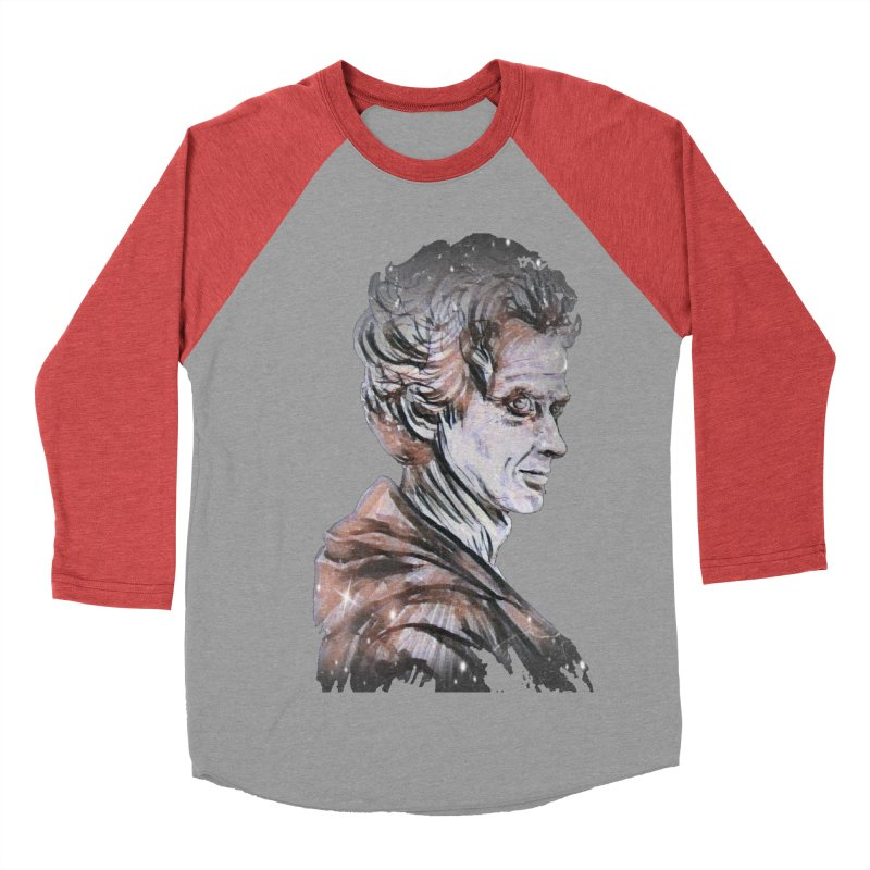 Twelve Men's Baseball Triblend T-Shirt by dasiavou's Artist Shop