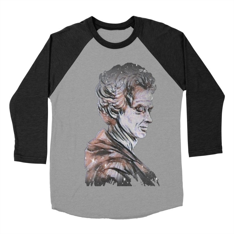 Twelve Men's Baseball Triblend Longsleeve T-Shirt by dasiavou's Artist Shop