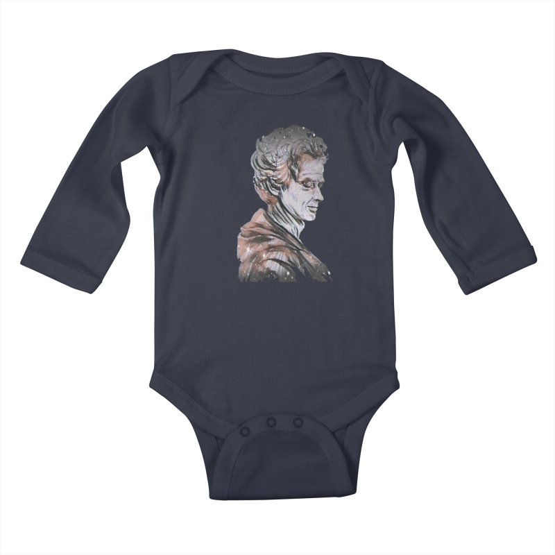Twelve Kids Baby Longsleeve Bodysuit by dasiavou's Artist Shop