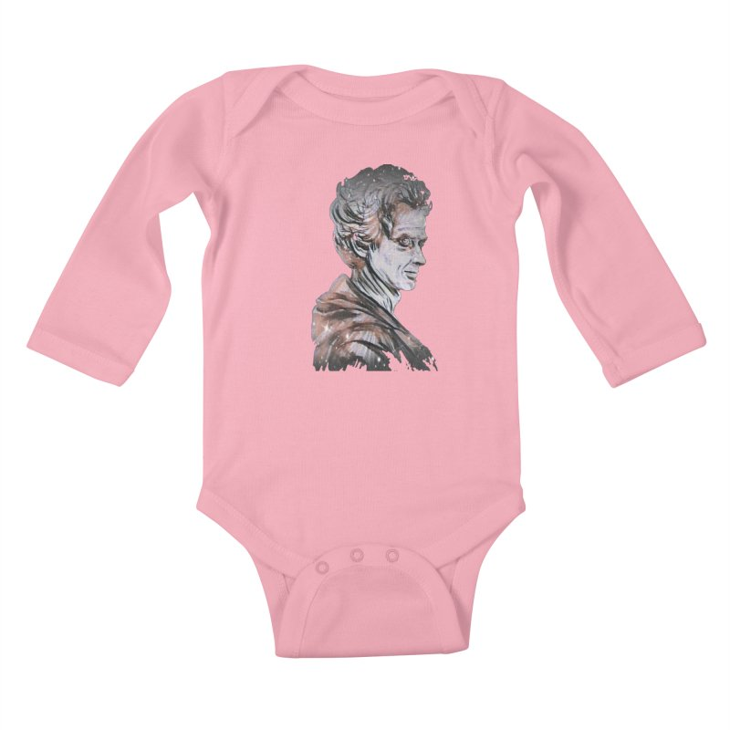 Twelve Kids Baby Longsleeve Bodysuit by dasiavou's Artist Shop