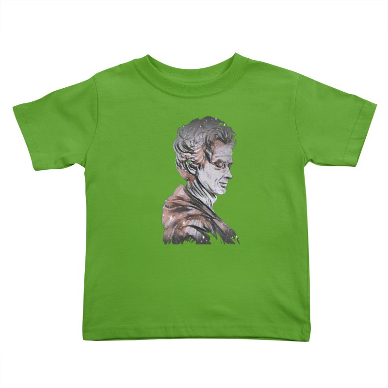 Twelve Kids Toddler T-Shirt by dasiavou's Artist Shop