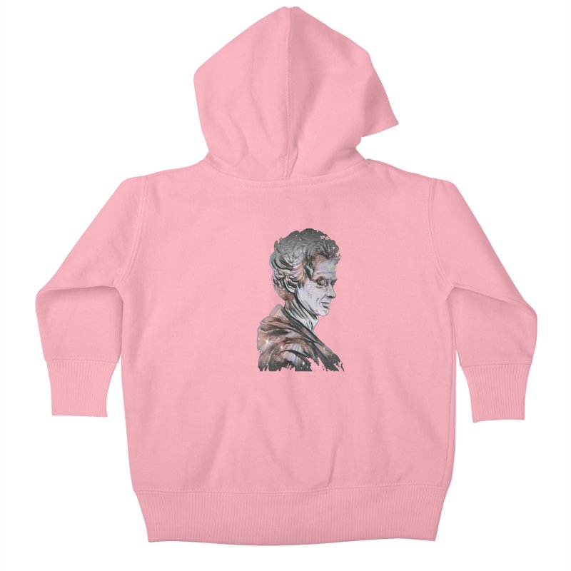 Twelve Kids Baby Zip-Up Hoody by dasiavou's Artist Shop