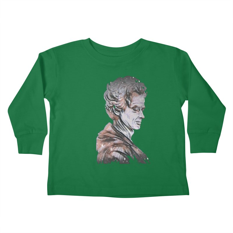 Twelve Kids Toddler Longsleeve T-Shirt by dasiavou's Artist Shop