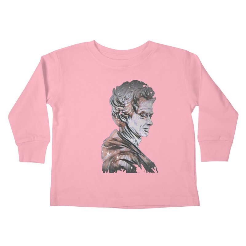 Twelve Kids Toddler Longsleeve T-Shirt by dasiavou's Artist Shop