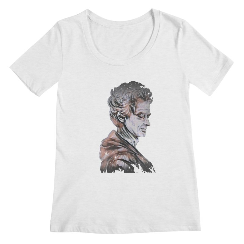 Twelve Women's Regular Scoop Neck by dasiavou's Artist Shop
