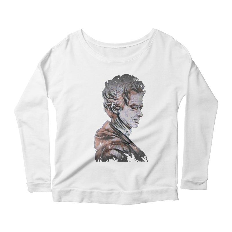 Twelve Women's Scoop Neck Longsleeve T-Shirt by dasiavou's Artist Shop