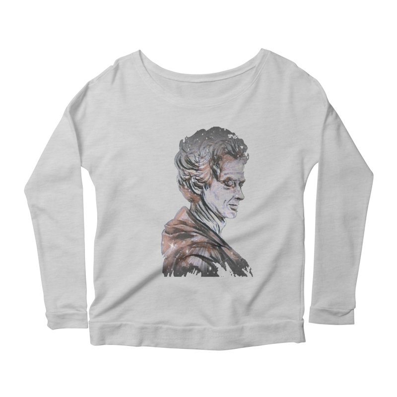 Twelve Women's Longsleeve Scoopneck  by dasiavou's Artist Shop