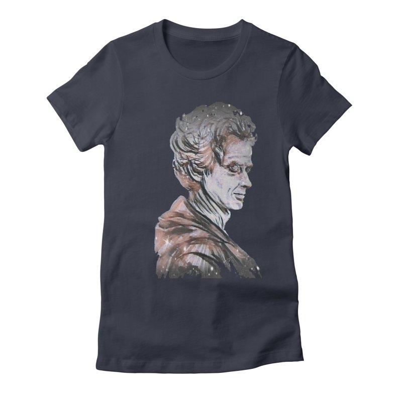 Twelve Women's Fitted T-Shirt by dasiavou's Artist Shop