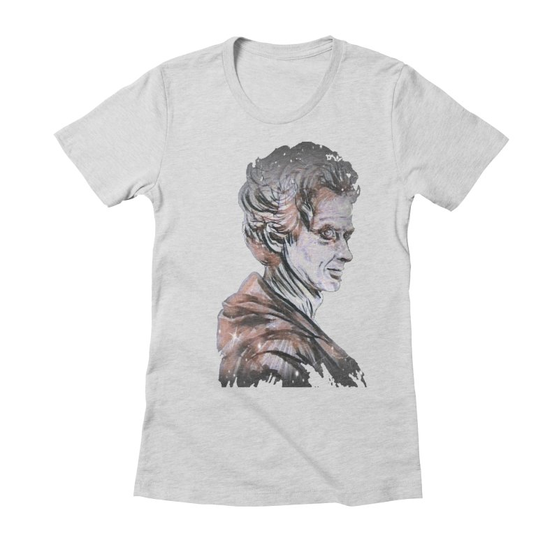 Twelve Women's Fitted T-Shirt by dasiavou's Artist Shop