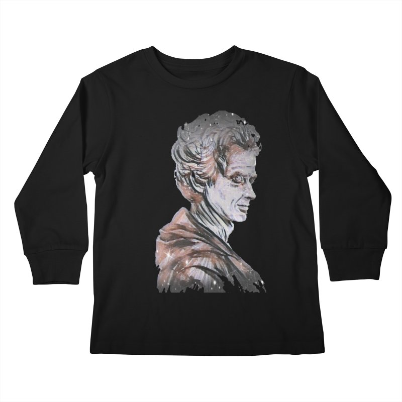 Twelve Kids Longsleeve T-Shirt by dasiavou's Artist Shop
