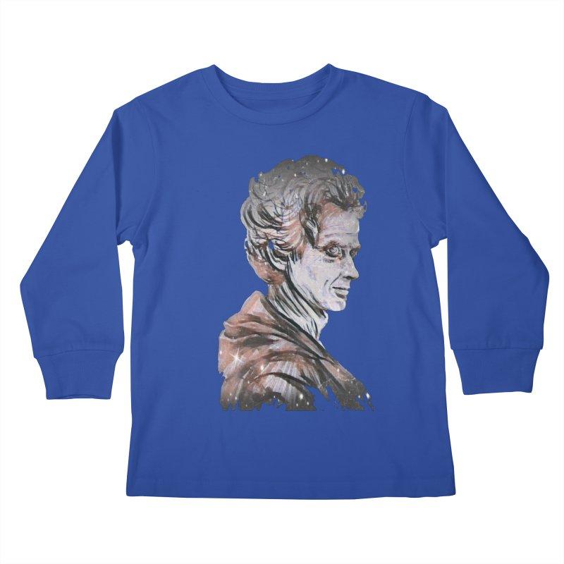 Twelve Kids Longsleeve T-Shirt by dasiavou's Artist Shop
