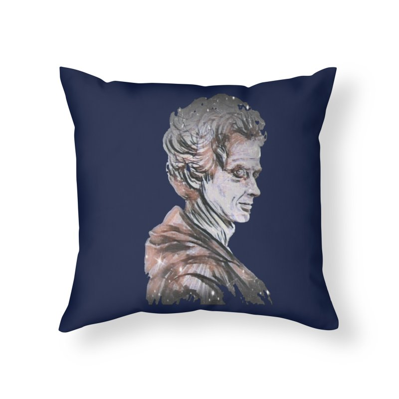 Twelve Home Throw Pillow by dasiavou's Artist Shop