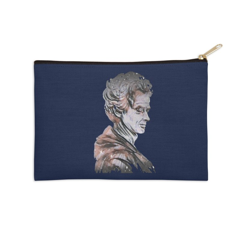 Twelve Accessories Zip Pouch by dasiavou's Artist Shop