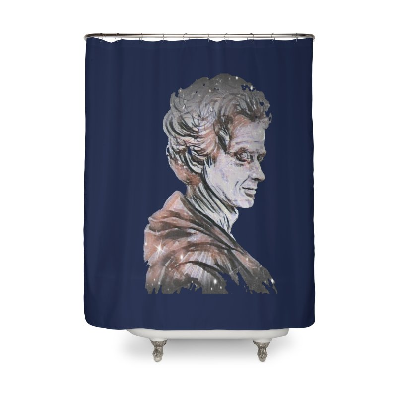 Twelve Home Shower Curtain by dasiavou's Artist Shop