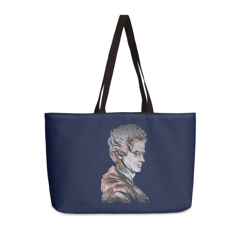 Twelve Accessories Weekender Bag Bag by dasiavou's Artist Shop