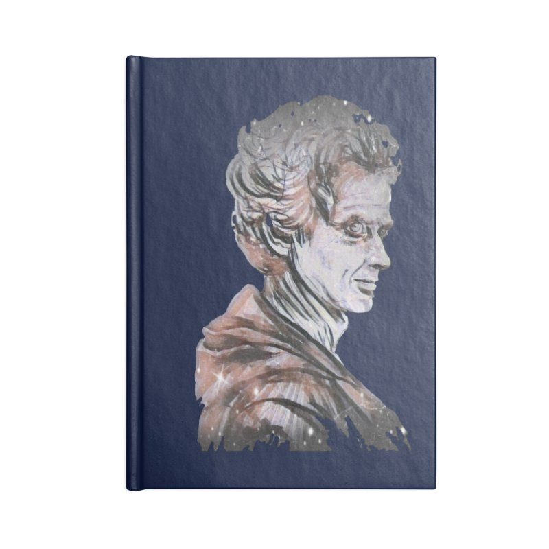 Twelve Accessories Notebook by dasiavou's Artist Shop