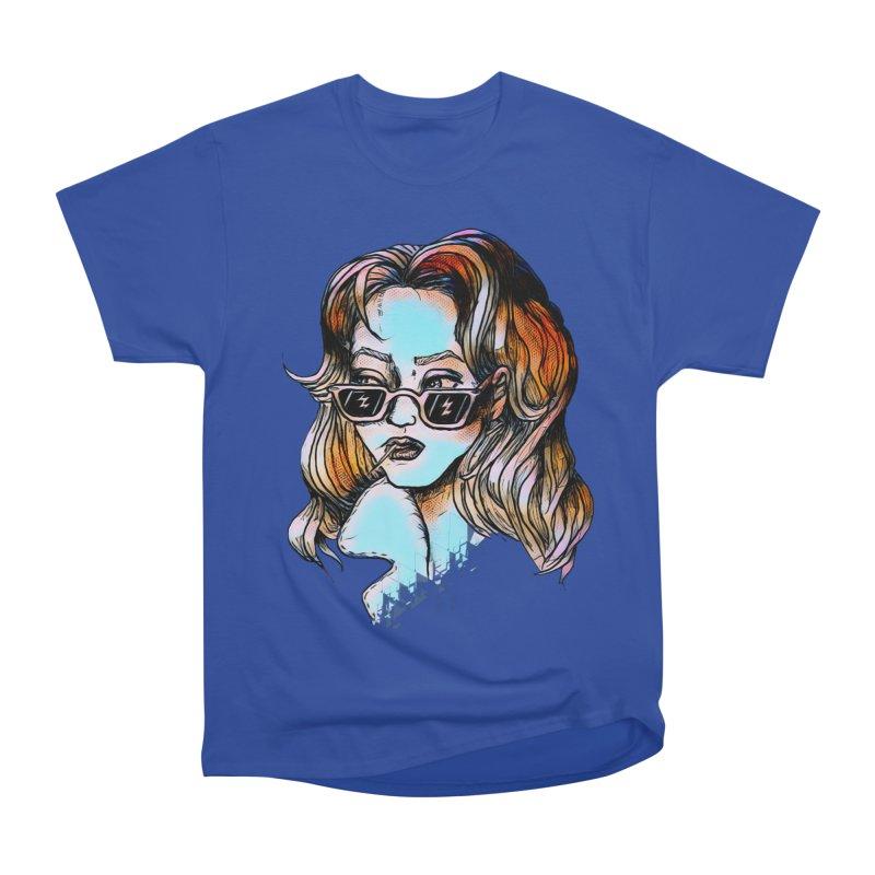 Flashback Women's Classic Unisex T-Shirt by dasiavou's Artist Shop