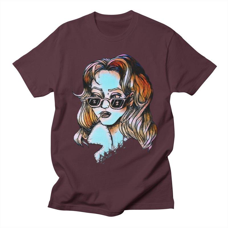 Flashback Men's T-Shirt by dasiavou's Artist Shop