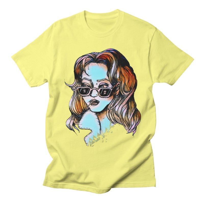 Flashback Women's Unisex T-Shirt by dasiavou's Artist Shop