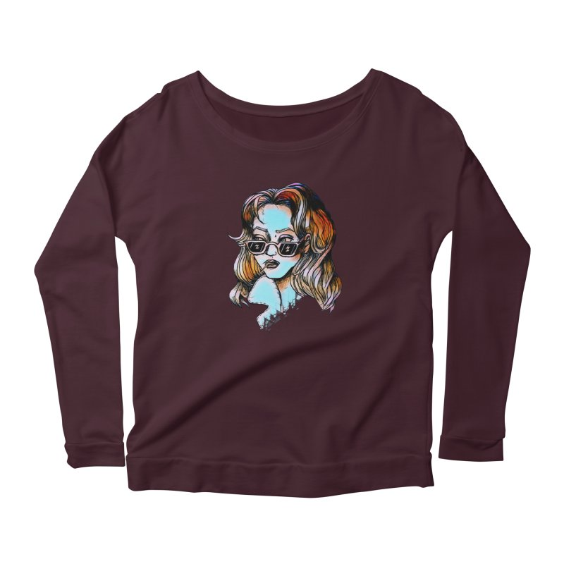 Flashback Women's Longsleeve T-Shirt by dasiavou's Artist Shop