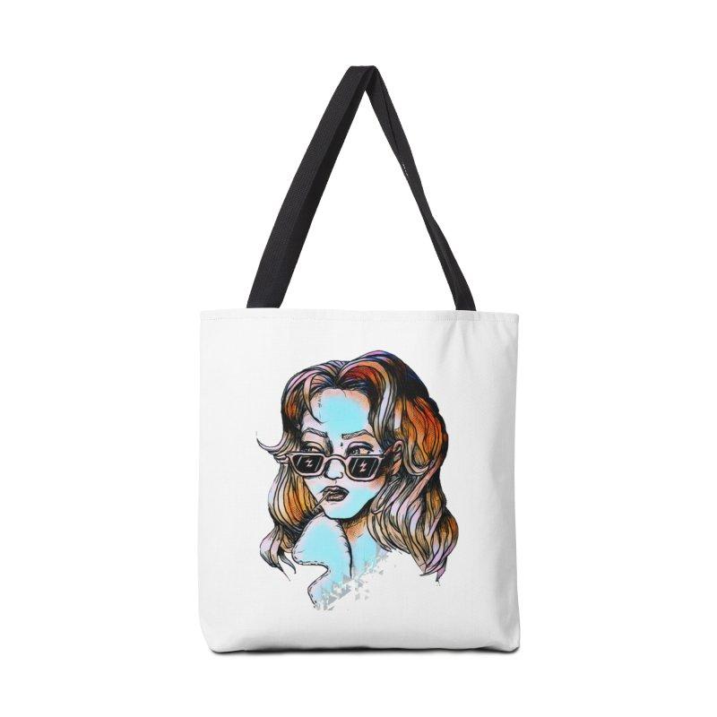Flashback Accessories Bag by dasiavou's Artist Shop