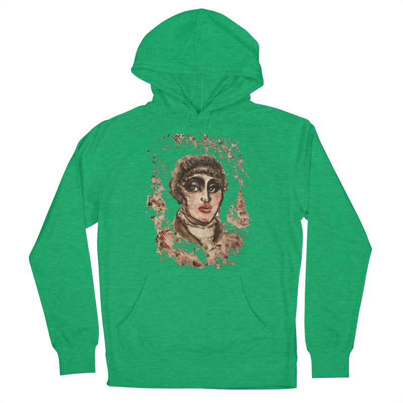 The Widow St. Claire Women's Pullover Hoody by dasiavou's Artist Shop