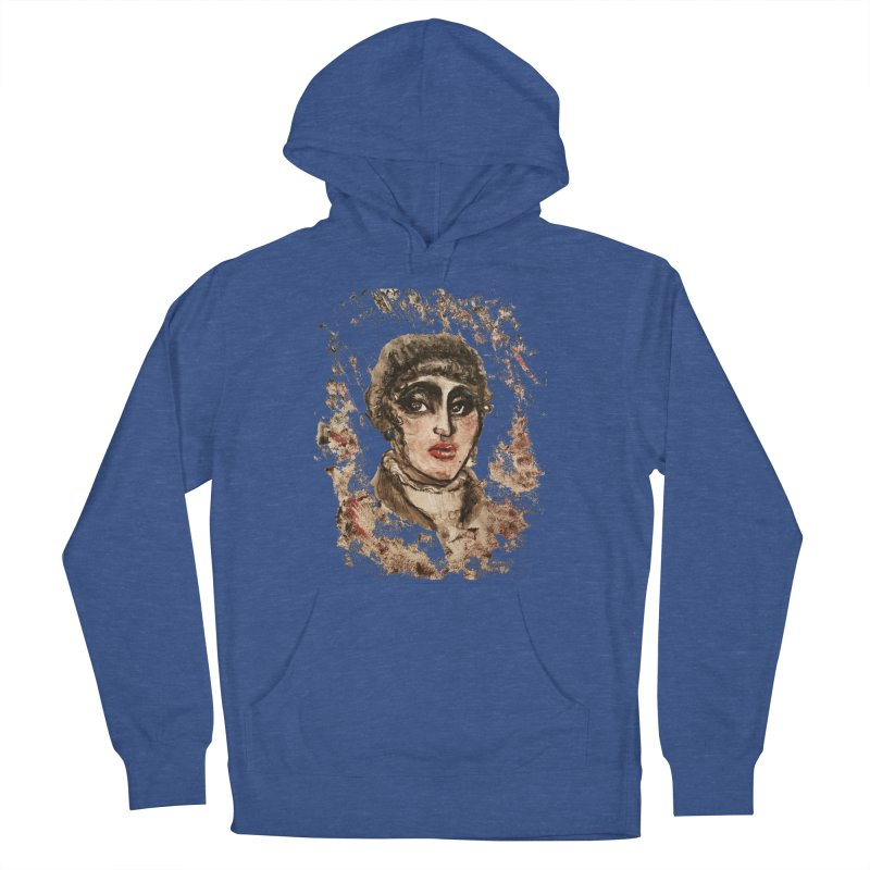 The Widow St. Claire Women's French Terry Pullover Hoody by dasiavou's Artist Shop